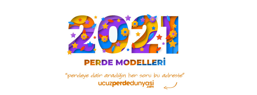 2021 Perde Modelleri