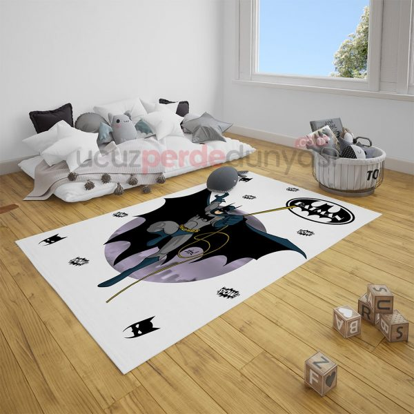 Batman Çocuk Odası Halı