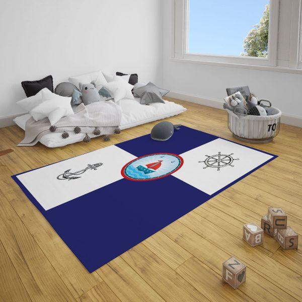 Dümen Çapa Bebek Odası ve Çocuk Odası Halı