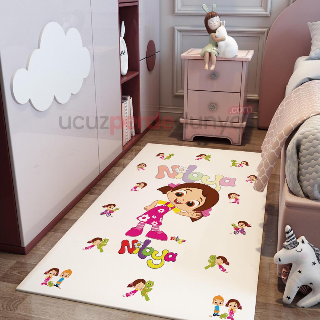 Niloya Çocuk Odası Halı