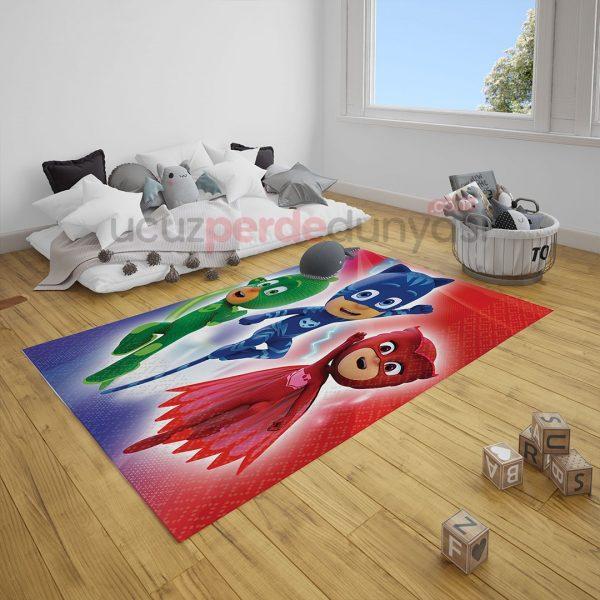 Pijimaskeliler Çocuk Odası Halı