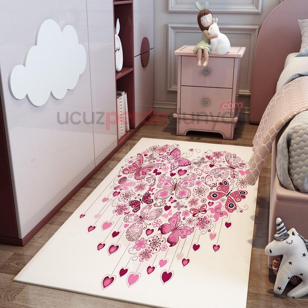 Sevgi Kalpleri Oturma Odası Halı