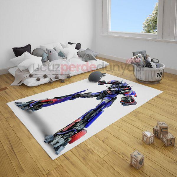 Transformers Çocuk Odası Halı